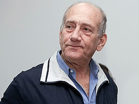 Экс-премьер Израиля Эхуд Ольмерт