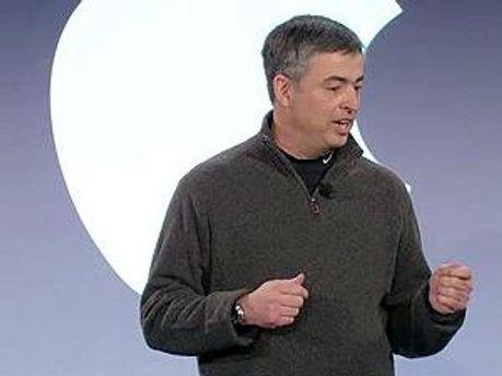Віце-президент Apple Едді Кью