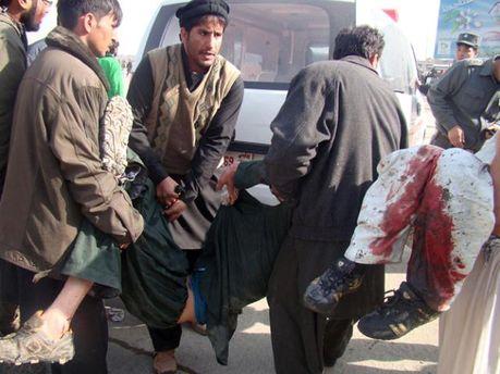 Взрывы раздавались во время шиитского праздника
