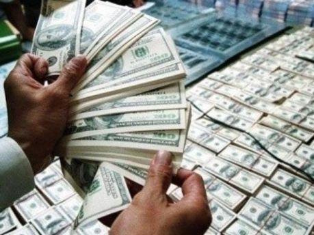 Золотовалютные резервы Египта уменьшились вдвое