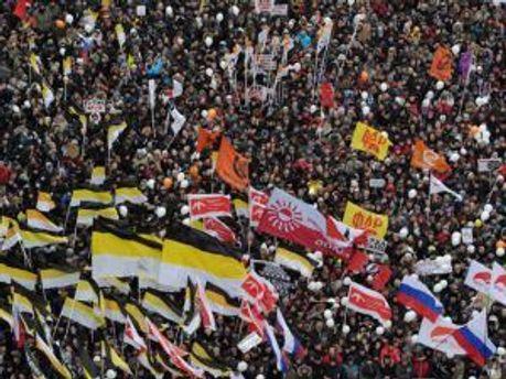 У Москві під час акції протесту