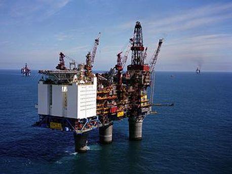 """Бурові вишки компанії """"Statoil"""""""