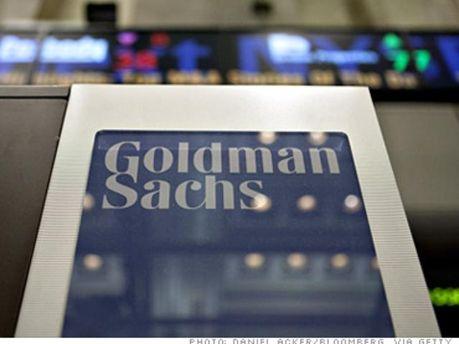 Международный инвестиционный банк Goldman Sachs
