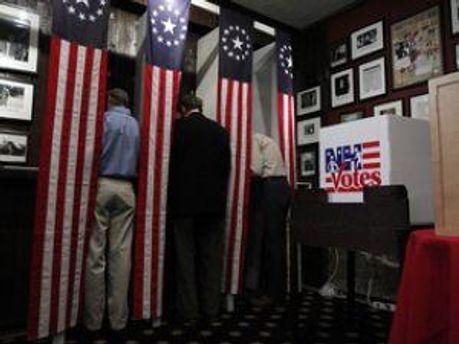 Перші проміжні вибори