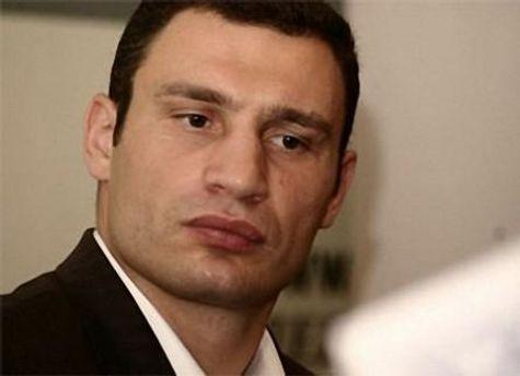 Кличко планирует идти на выборы вместе с Гриценко