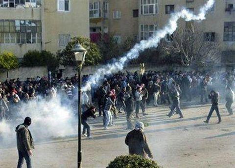 В Сирии продолжаются антиправительственные протесты