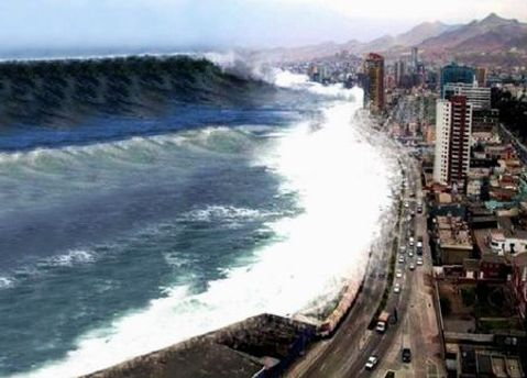 У 2004 році цунамі забрало життя близько 230 тисяч осіб