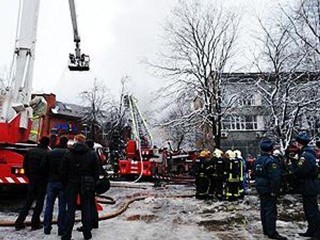 В результате взрыва пострадали 40 человек