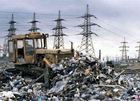 В 2007-ом году на одного киевлянина приходилось 600 кг отходов
