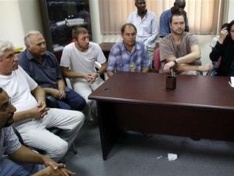 Украинцы в Ливии
