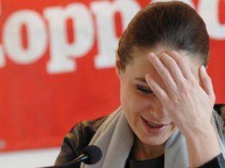 Наталия Королевская не посещает заседания фракции