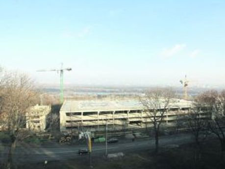 Вертолітний майданчик у Києві