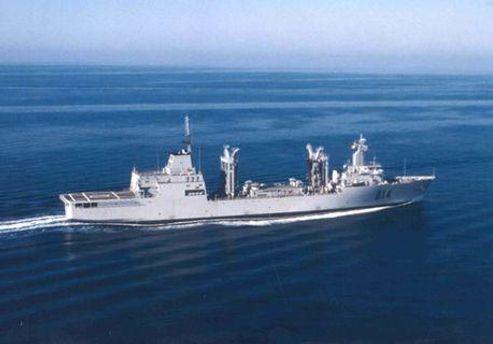 Испанское судно Patino