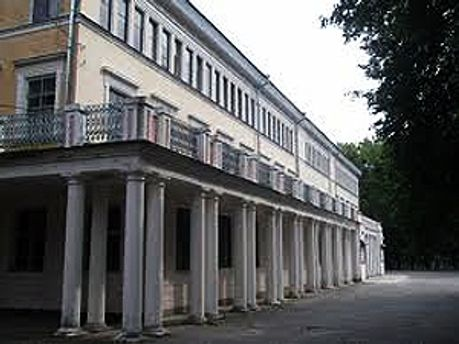 Радіовузол Севастопольського гарнізону