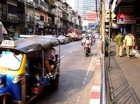 Вулиці Бангкоку