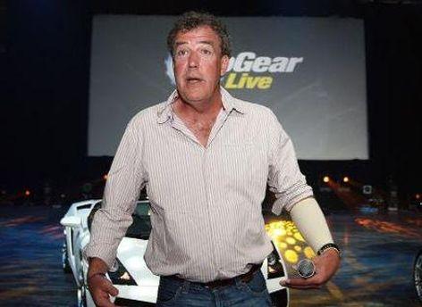 Ведущий Top Gear Джереми Кларксон