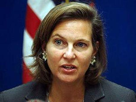 Представитель Госдепа США Виктория Нуланд