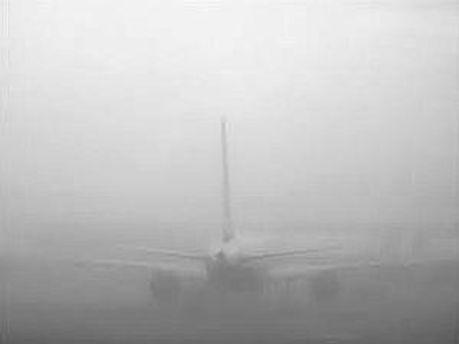 Ни один самолет не вылетел сегодня из Харькова
