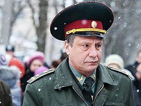 Начальник Качанівської виправної колонії Іван Первушкін
