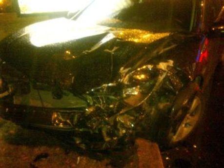 Юрий Затилюк погиб на месте аварии