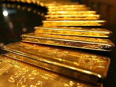 Золото проковтували невеликими порціями