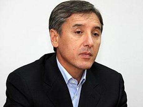 Лидер ОСДП Булат Абилов