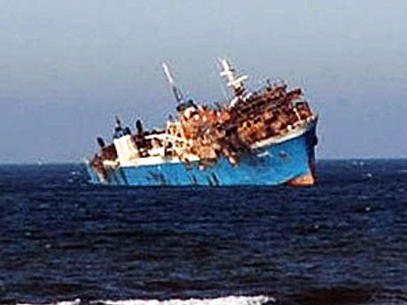 Нефтяной танкерт