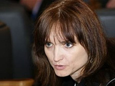 Депутат Ольга Боднар