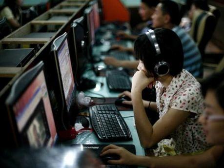 В Китае число интернет-пользователей превысило полмиллиарда