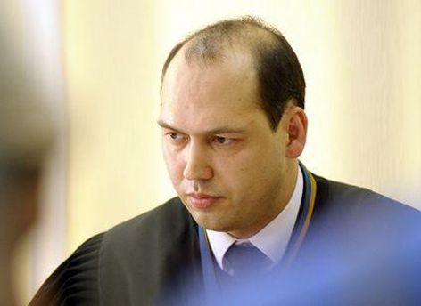 Суддя у справі Луценка Сергій Вовк