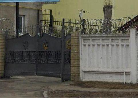 ачановская колония, где отбывает наказание Тимошенко