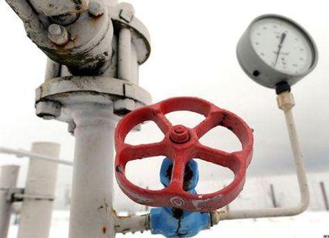 Україна скорочує закупівлю газу