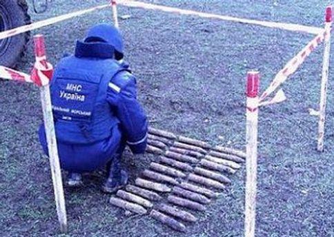 Снаряди можуть вибухнути при найменшому механічному впливі