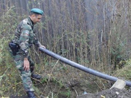 На Луганщине ликвидировали 27 незаконных трубопроводов из России