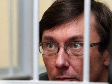 Екс-міністр МВС Юрій Луценко