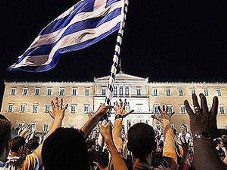 Греция продолжает бороться с кризисом