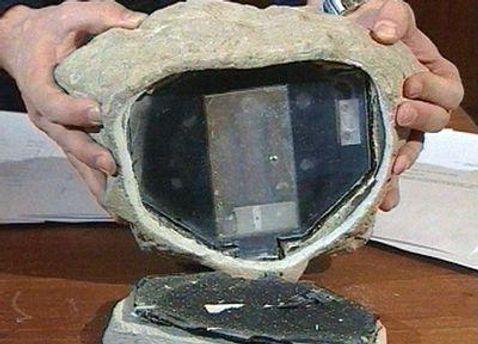 Шпигунський камінь британської розвідки
