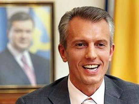 Міністр фінансів України Валерій Хорошковський