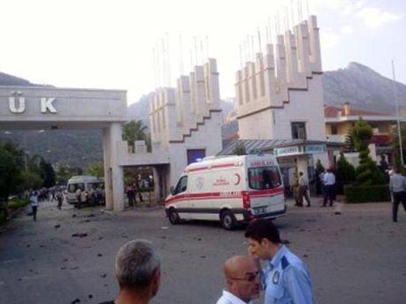 В Турции прогремел взрыв: есть раненые