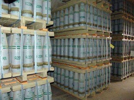 Часть химического оружия Каддафи скрывал от международного сообщества