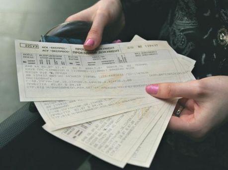 """""""Укрзалізниця"""" продала онлайн 700 тисяч квитків у 2011 році"""