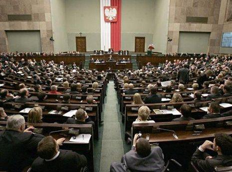 В польском Сейме не одобряют инициативу коллеги