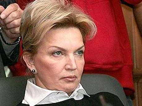 Секретар РНБО Раїса Богатирьова