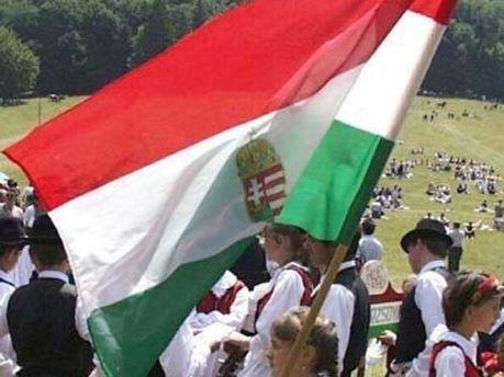 Венгры хотят отдельный район на Закарпатье