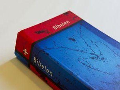 Библия вышла на современном норвежском