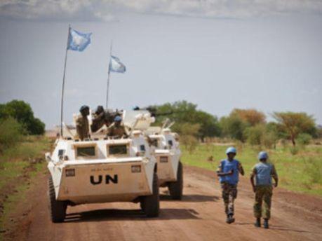 В Судане застрелили миротворца ООН