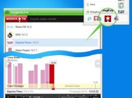 Вид новой функции ICQ