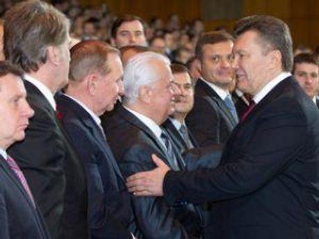 Президенти України