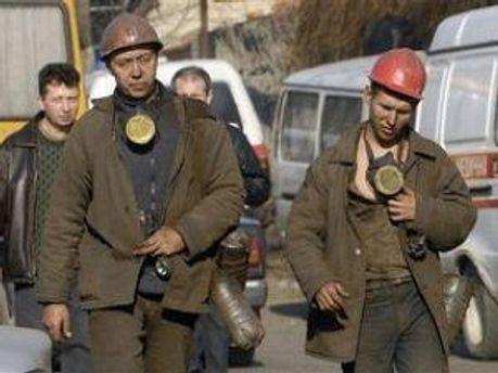 З шахти евакуювали людей