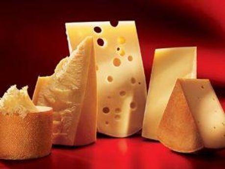 Образцы сыров